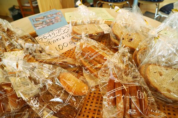 ヤギのパン屋ブロートリーベンさんのラスク